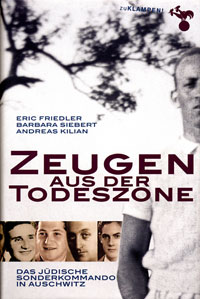 """Buchcover """"Zeugen aus der Todeszone"""""""