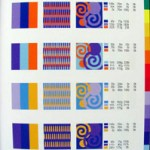Buchauszug Index Farbe