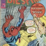 © Marvel Comic Die Spinne Nr. 1 aus 1974