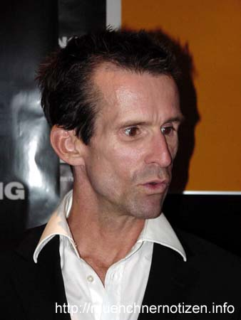 Ulrich Matthes spielt die Rolle des Joseph Goebbels