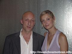 Oliver Hirschbiegel & Alexandra Maria Lara
