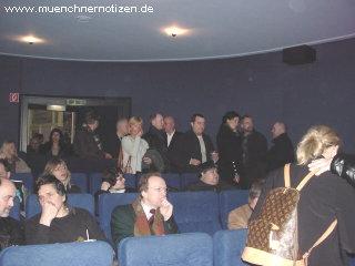 Meinungs- und Informationsaustausch der Kinobetreiber