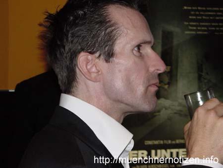 Ulrich Matthes spielt Joseph Goebbels
