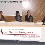 1. St. Pöltner Medienkongress