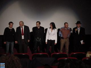 Photo der Österreich-Premiere von Jakob Hutter und die Hutterer - Märtyrer des Glaubens