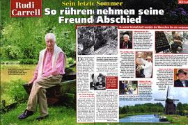 Nachruf bei Lebzeiten für Rudi Carrell