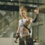 Szenenbild aus Blade Trinity - Kampfaufforderung im Stil des legendären Bruce Lee