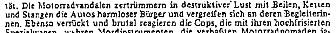 Faksimile der Filmkritik von Franz Ulrich aus dem Akt der BPjM