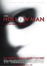 Filmplakat HOLLOW MAN