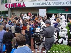 Vorpremiere von Star Wars Episode II
