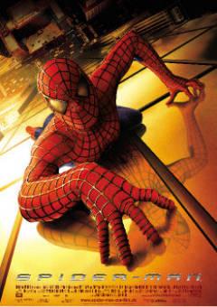 Spider-Man - Kinoplakat 2002
