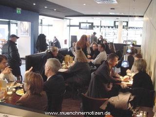 Tradeshow München - Royal-Filmpalast mit geräumigem neuem Lokal